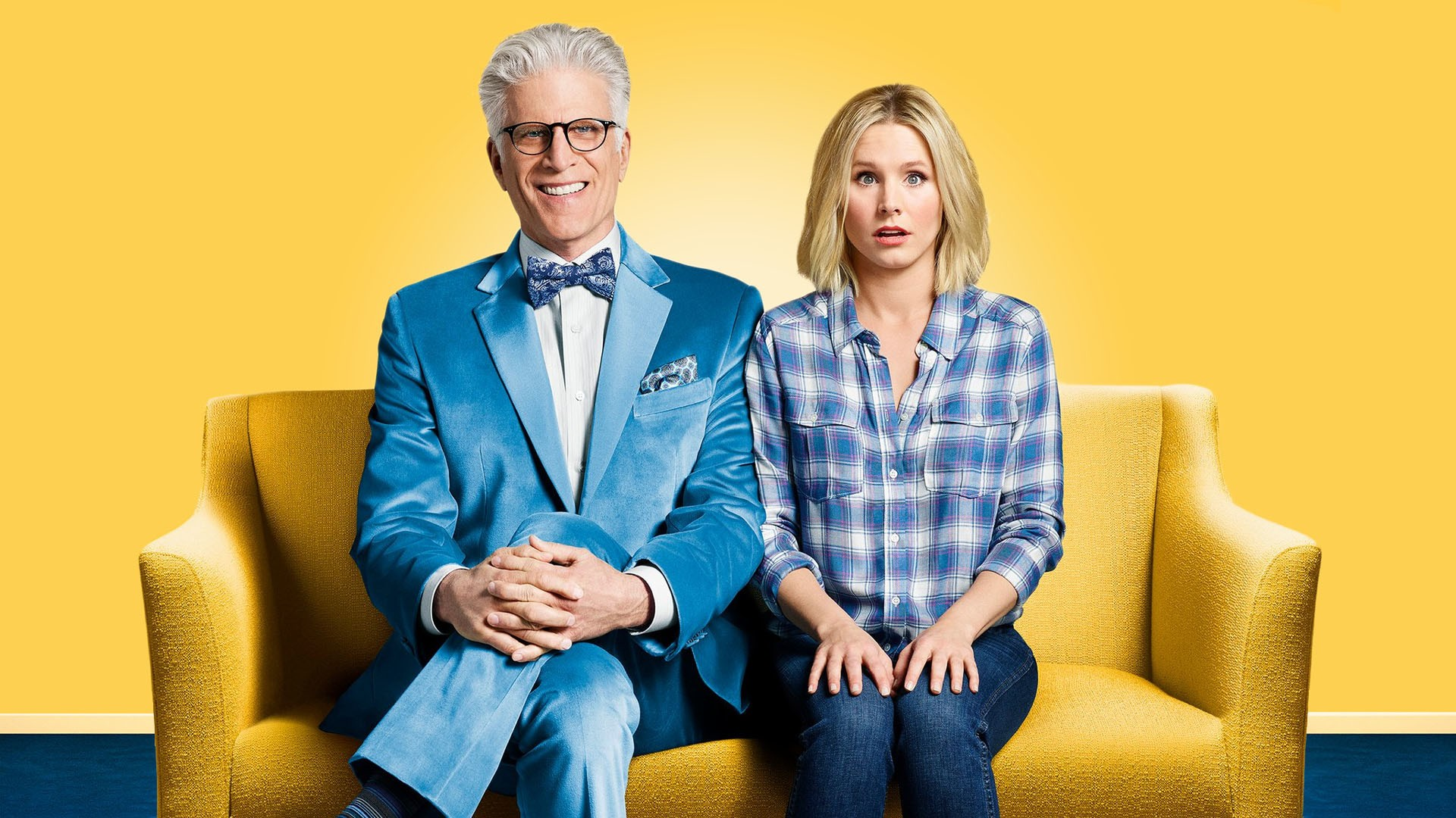 """The Good Place"" e a Bíblia"
